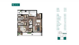 Smartly Designed Apartments Offering Happy Life in Bursa, Property Plans-12