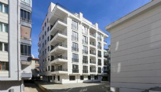 Turnkey Apartments Close to the Beach in Bursa Mudanya, Bursa / Mudanya