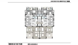 Central Modern Property with Nature View in Bursa, Property Plans-2