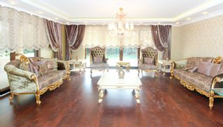Bursa Nilüfer'de Geniş Bahçeli Lüks Tasarlanmış Villa, İç Fotoğraflar-1