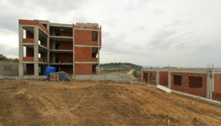 City and Forest View Deluxe Houses with Garden in Bursa, Construction Photos-1