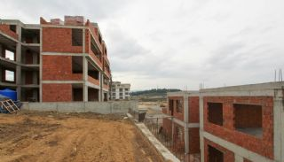 City and Forest View Deluxe Houses with Garden in Bursa, Construction Photos-2
