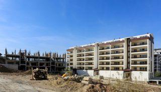 Immobilier au Centre en Projet Prestigieux à Bursa Mudanya,  Photos de Construction-2