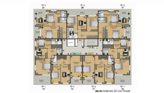 Bursa Apartments Close to All Daily Amenities in Mudanya, Property Plans-2