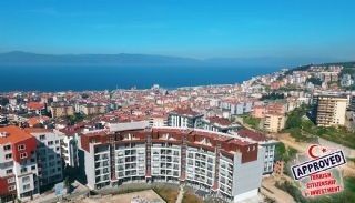 Spacious Flats with Breathtaking Sea View in Bursa, Bursa / Mudanya