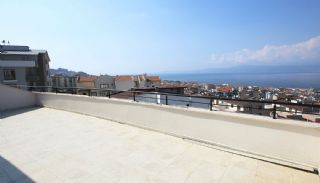 Spacious Flats with Breathtaking Sea View in Bursa, Interior Photos-15