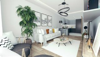 Road-Front Comfortable Apartments in Bursa Nilufer, Interior Photos-3