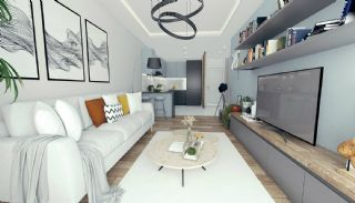Road-Front Comfortable Apartments in Bursa Nilufer, Interior Photos-4