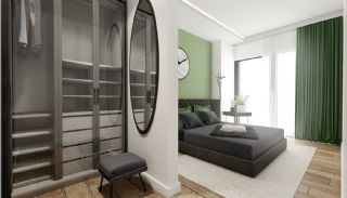 Road-Front Comfortable Apartments in Bursa Nilufer, Interior Photos-5