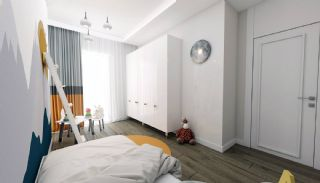 Road-Front Comfortable Apartments in Bursa Nilufer, Interior Photos-10