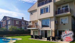 منازل جاهزة للسكن مستقلة في مجمع فاخر في بورصا, بورصة / مودانيا