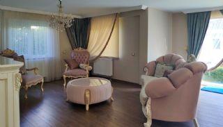 منازل جاهزة للسكن مستقلة في مجمع فاخر في بورصا, تصاوير المبنى من الداخل-3