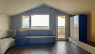 منازل جاهزة للسكن مستقلة في مجمع فاخر في بورصا, تصاوير المبنى من الداخل-10