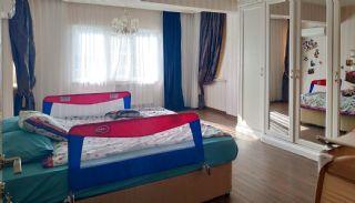 منازل جاهزة للسكن مستقلة في مجمع فاخر في بورصا, تصاوير المبنى من الداخل-11