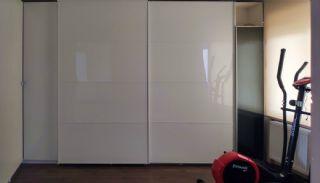 منازل جاهزة للسكن مستقلة في مجمع فاخر في بورصا, تصاوير المبنى من الداخل-17