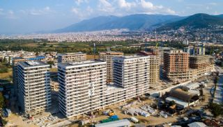 Luxury Real Estate with Various Social Amenities in Bursa, Bursa / Osmangazi - video