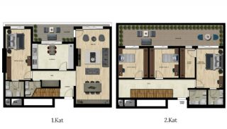 Luxury Real Estate with Various Social Amenities in Bursa, Property Plans-7