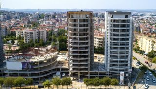 Exclusive Apartments at the Prestigious Location of Bursa, Construction Photos-1