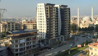 Exclusive Apartments at the Prestigious Location of Bursa, Construction Photos-2