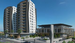 Exclusive Apartments at the Prestigious Location of Bursa, Bursa / Nilufer - video