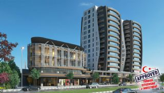 Exclusive Apartments at the Prestigious Location of Bursa, Bursa / Nilufer