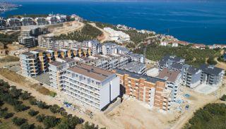 Comfortable Spacious Apartments in Bursa Mudanya, Construction Photos-1