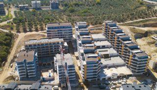 Comfortable Spacious Apartments in Bursa Mudanya, Construction Photos-2
