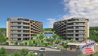 Comfortable Spacious Apartments in Bursa Mudanya, Bursa / Mudanya