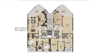 Comfortable Spacious Apartments in Bursa Mudanya, Property Plans-2