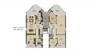 Comfortable Spacious Apartments in Bursa Mudanya, Property Plans-3