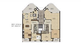 Comfortable Spacious Apartments in Bursa Mudanya, Property Plans-4