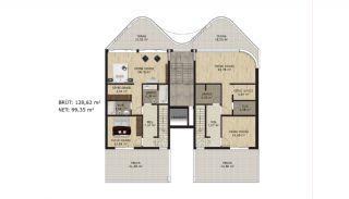 Comfortable Spacious Apartments in Bursa Mudanya, Property Plans-5