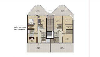 Comfortable Spacious Apartments in Bursa Mudanya, Property Plans-6