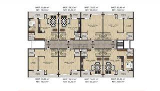 Comfortable Spacious Apartments in Bursa Mudanya, Property Plans-7