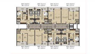Comfortable Spacious Apartments in Bursa Mudanya, Property Plans-9