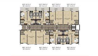 Comfortable Spacious Apartments in Bursa Mudanya, Property Plans-10