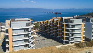 Appartements de Pointe à l'Emplacement Idéal de Bursa Mudanya,  Photos de Construction-4