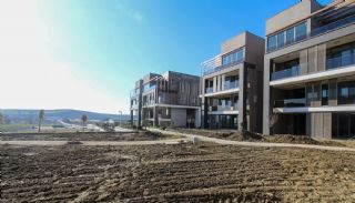 Elite Concept 4+1 Apartments in Bursa Mudanya, Construction Photos-4
