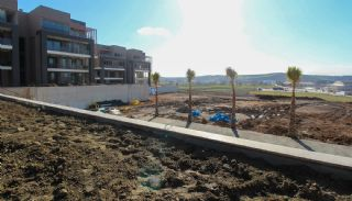 Elite Concept 4+1 Apartments in Bursa Mudanya, Construction Photos-7