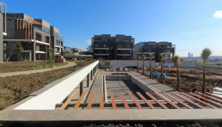 Elite Concept 4+1 Apartments in Bursa Mudanya, Construction Photos-8