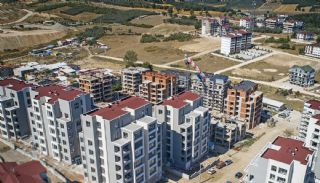 Spacious Properties at the Developing Area of Bursa, Construction Photos-1