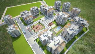 Spacious Properties at the Developing Area of Bursa, Bursa / Osmangazi - video