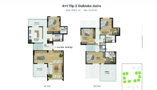 Spacious Properties at the Developing Area of Bursa, Property Plans-3