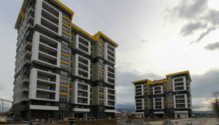 Brand New Apartments with Separate Kitchen in Bursa, Construction Photos-1