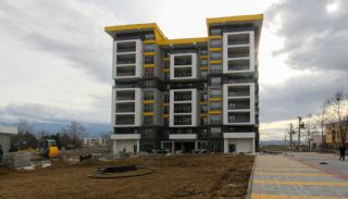 Brand New Apartments with Separate Kitchen in Bursa, Construction Photos-2