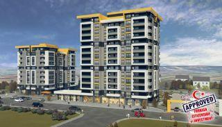 Brand New Apartments with Separate Kitchen in Bursa, Bursa / Osmangazi
