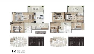 Spacious Property in a Central Location of Bursa, Property Plans-1