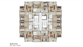 Modern Apartments with Quality Design in Nilufer Bursa, Property Plans-4