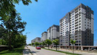 Erschwingliche Luxus-Immobilien in Bursa Osmangazi, Foto's Bau-1