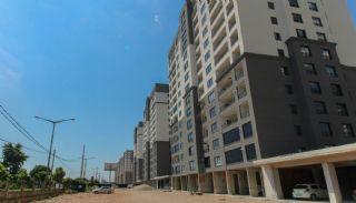 Erschwingliche Luxus-Immobilien in Bursa Osmangazi, Foto's Bau-2